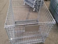 宁波仓储笼厂家,宁波可折叠式仓储笼价格